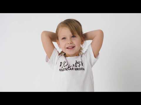 Промо-ролик детского модельного агенства JOY Kids