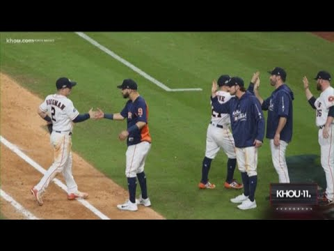 On paper, the Houston Astros have the best postseason roster since ... ever