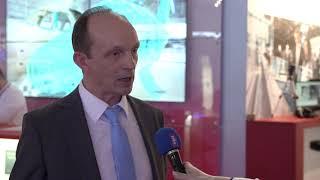 Стенд Симатек Siemens на выставке tibo 2019
