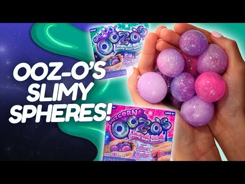 Create slimy spheres with OOZ-O'S! | A Toy Insider Play by Play