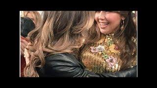 ¿Por qué Thalía no asistió al brindis de su abuela?
