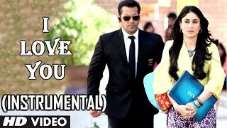 Bodyguard: I Love You Song Instrumental (Hawaiian Guitar) | Salman Khan, Kareena Kapoor