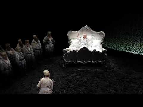 """Opera """"The Golden Cockerel"""" N.Rimskiy-Korsakov"""