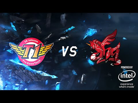 Worlds 2015 Quarterfinal Day2 Powered by intel