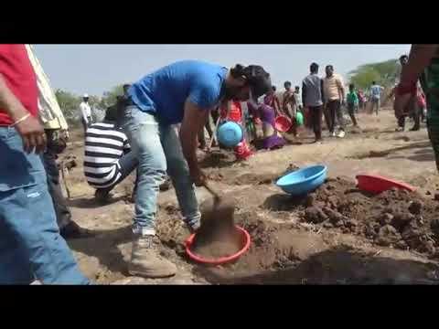 Ranver kapor and amir khan in nandurbar live
