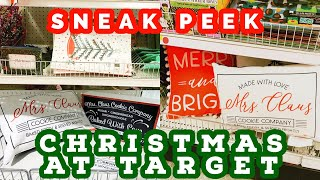 TARGET DOLLAR SPOT CHRISTMAS  2019 * CHRISTMAS 2019 SNEAK PEEK!!!