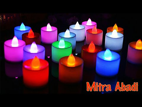 Lilin LED/Lilin Elektrik/Candle Electric LED Dekorasi