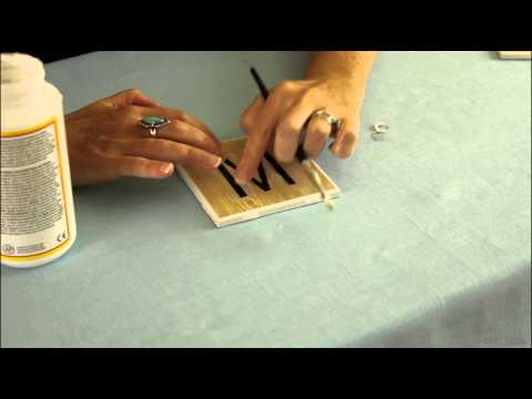 Scrabble-Inspired Decorating Projects : DIY Home Projects