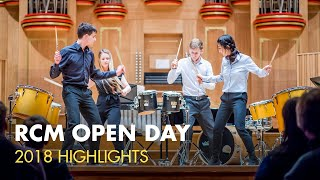 Royal College of Music Open Day 2018: The highlights