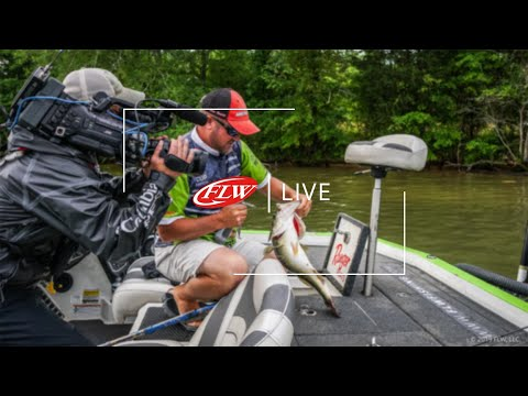 FLW Live Coverage   Lake Chickamauga   Day 4