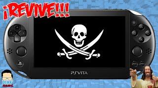 ¡PS Vita pirateada completamente!! - Proyectos Henkaku y Vitamin | QN