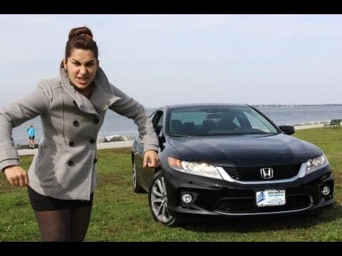 2014 Honda ACCORD COUPE EX L V6 REVIEW AND TEST DRIVE | Herb Chambers Honda  ©   YouTube