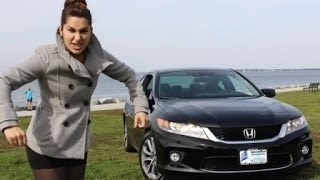 2014 Honda ACCORD COUPE EX-L V6 REVIEW AND TEST DRIVE | Herb Chambers Honda ©