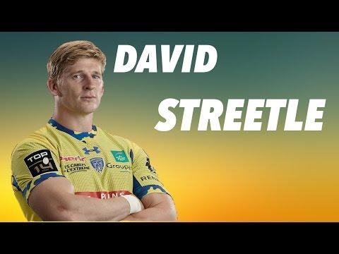 David STREETLE  - Tribute (HD) Rugby Cookie