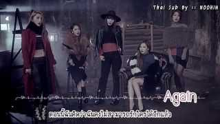 [Thai sub] 4MINUTE - Cold Rain MP3