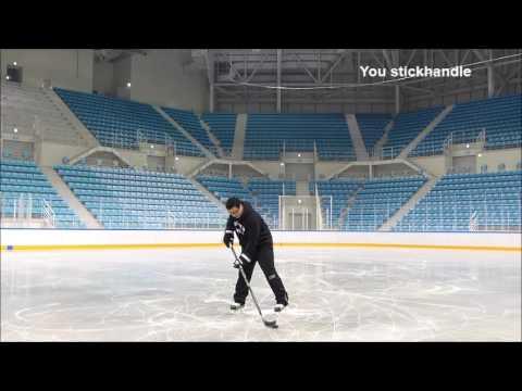 Skating at Gangneung Hockey Centre