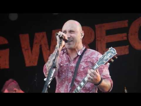 Big Wreck - Covers Thunderstruck @ Cosmo Music Fest - June 4 2016 mp3
