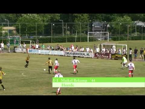 DeventerVoetbal WvdW IJsselstreek - Heerde