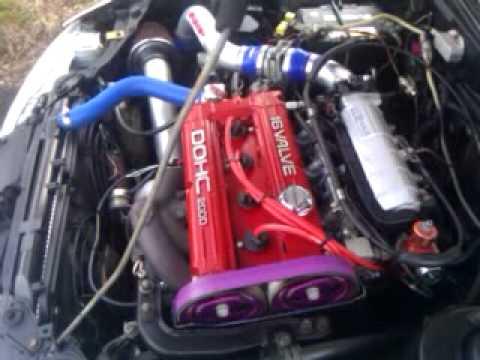 92 Eagle Talon TSi AWD 4g63 Motor