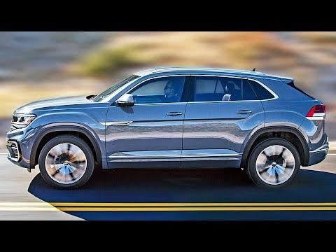 2020 VW Atlas Cross Sport – Built in America for Americans