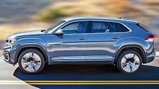 2020 Vw Atlas Cross Sport – Built In America For Americans