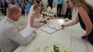 Свадебный фильм Ярославль | Регистрация | Анна и Алексей