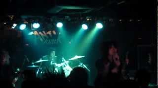 ISTERISMO @Antiknock Tokyo 07/10/2012