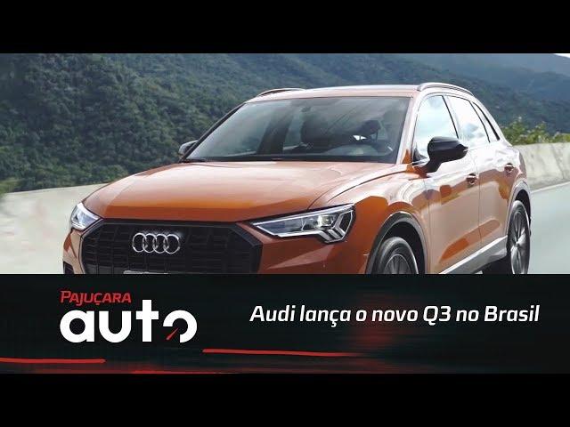 Audi lança o novo Q3 no Brasil