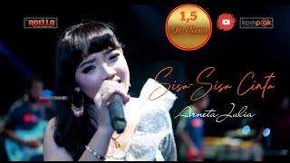 Download Mp3 SISA SISA CINTA ARNETA JULIA OM ADELLA LIVE MODUNG BANGKALAN