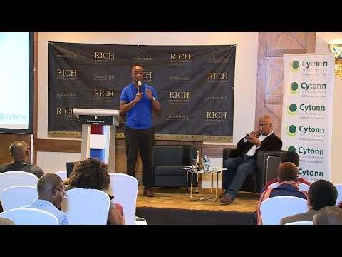 #Mindspeak Q AND A Session  @CytonnInvest CEO & Managing Partner Edwin Dande @ehdande