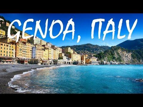 Exploring Genoa, Italy