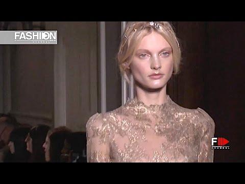 d208edd3c VALENTINO Haute Couture Autumn Winter 2011 2012 Paris - Fashion Channel