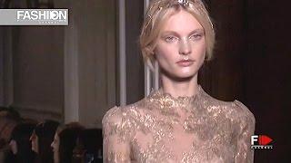VALENTINO Haute Couture Autumn Winter 2011 2012 Paris - Fashion Channel