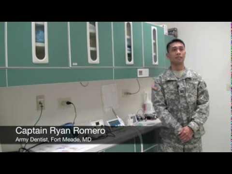 Army Dentist - Career Spotlight