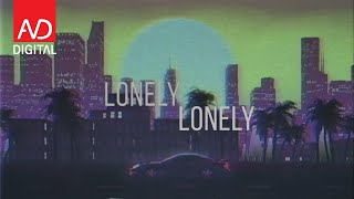 Vinz - Lonely (Official Lyric Video)