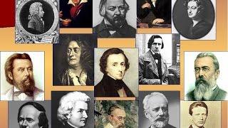 О ВЕЛИКИХ С ЮМОРОМ. Забавные случаи из жизни великих композиторов.(, 2017-01-09T10:17:24.000Z)