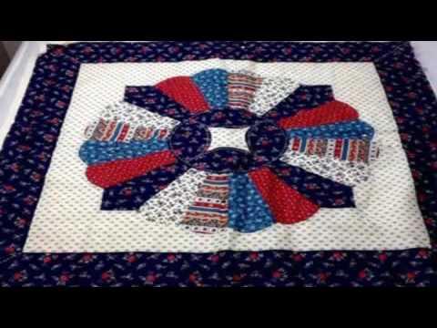 Dresden Plate Quilt Block Variations Quilt Patterns For