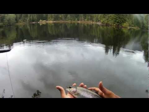 How To Fly Fishing For Trout With Spinning Gear