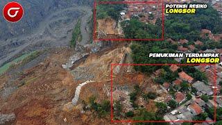 Bogor Berduka! Detik Detik Longsor Dan Tanah Bergerak Hancurkan Belasan Rumah Di Bogor Jawa Barat