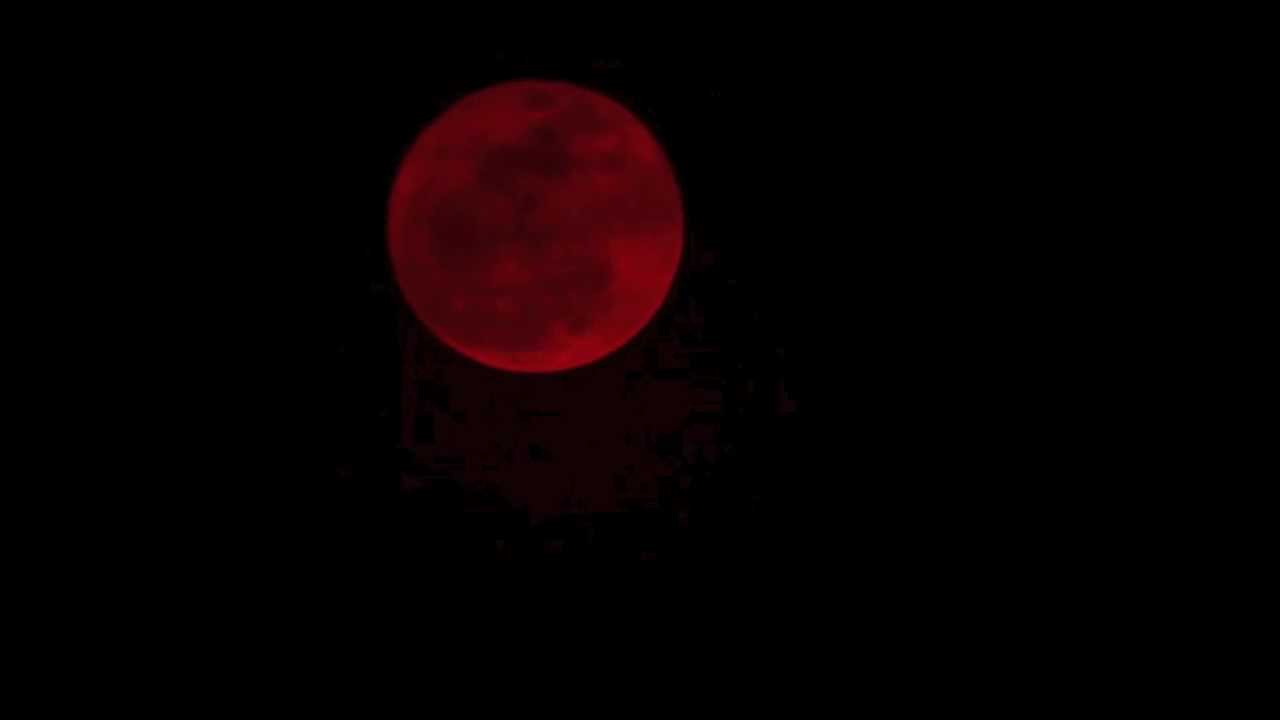 Blood Moon Will Be A Sight To Behold During Total Lunar Eclipse ...