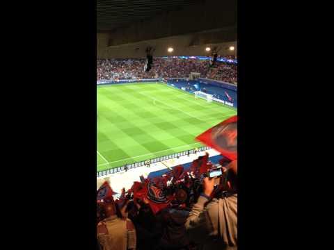 Parc des Princes (PSG vs Malmö FF)