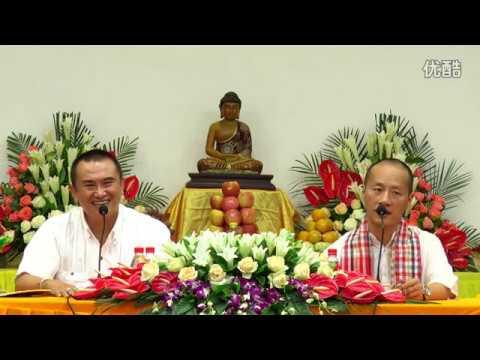 中國第二屆|10 毗缽舍那的修行原則——阿姜巴山|貴港南山寺|2016年6月19日B