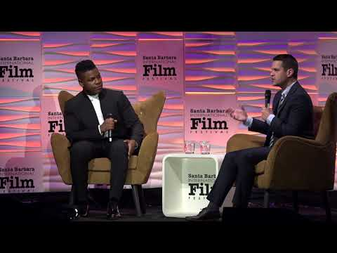 SBIFF 2018  Virtuosos Award  John Boyega Discussion