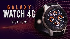 Samsung Galaxy Watch 4G Review: 46mm LTE Android Smartwatch