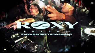 London Elektricity & Dynamite MC @ Roxy, Prague.