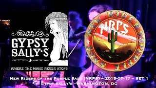 2015-07-17 New Riders of the Purple Sage (NRPS) (Set 1) @ Gypsy Sally