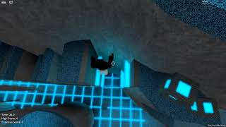 ROBLOX: Obby King - Sci-Fi Obby [Sub-70 Seconds]