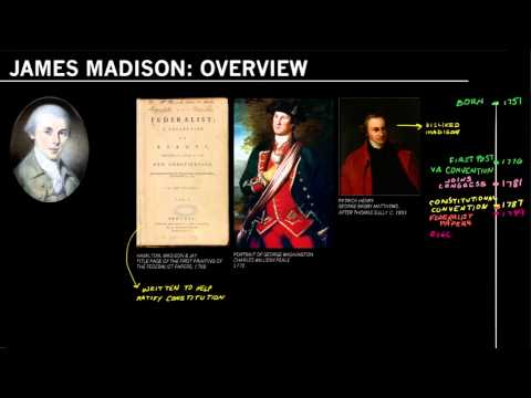 James Madison: An Overview
