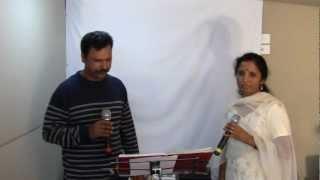 Ganga Yamuna Sangama sung by Usha and Laxman