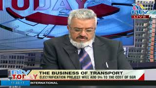Is there feasibility study for the SGR?